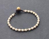 White Turquoise Basic Bracelet