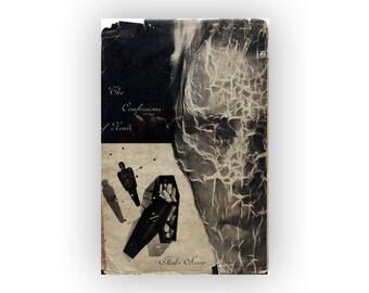 """Alvin Lustig book jacket design, 1946. """"The Confessions of Zeno"""" by Italo Svevo"""