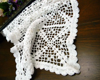 Crochet Pineapple Table Runner Patterns Free Crochet