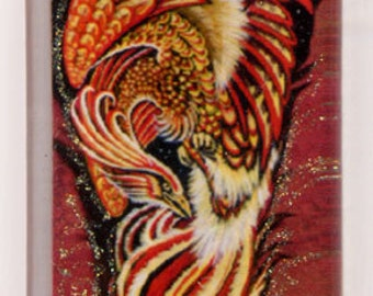Firebird Phoenix Pendant