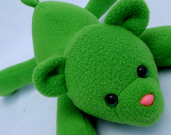 Light Green Teddy Bear