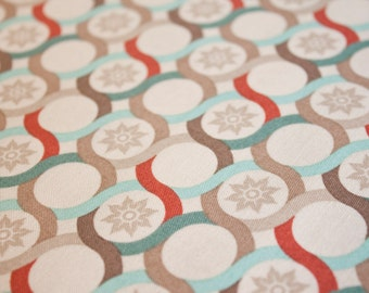Deer Valley, Meadow Lace (FreeSpirit, Joel Dewberry) Quilting Cotton Fabric