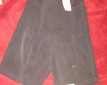 Wow Hot Vintage NWT DSS 1950s 1960s black  Girdle panties Long leg  BombShell Baby