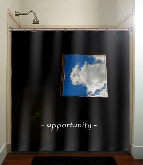 Window of opportunity inspirational shower by tablishedworks for Window of opportunity