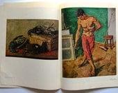 Soviet Art Album - Pyotr Konchalovsky - Artwork Reproductions - The Tretyakov Gallery Moscow - 1974 - from Russia / Soviet Union / USSR