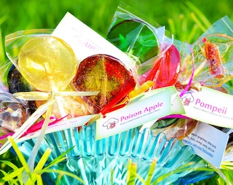 Large Sampler Assortment - surprise flavors - ships quickly :)