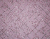 Victorian Modern Pink Lattice -- Full or Half Yard Andover Quilting Fabric