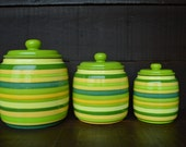 view canisters cookie jars by inaglaze on etsy