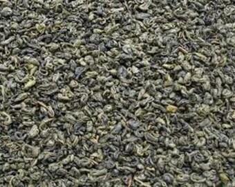 1 oz Gunpowder Green loose leaf tea