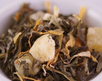 1 oz Pineapple White Tea