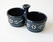 vintage salt pot