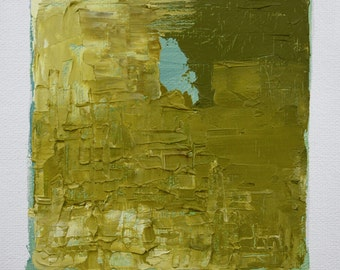 Forest No. 17  Oil on canvas