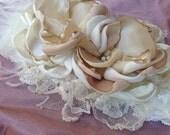 French Vanilla Couture Headband