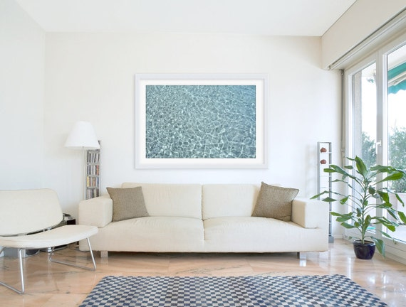 Crystal blue ocean floor at bondi beach tidal by jarrodcorbett Home decor wall decor australia