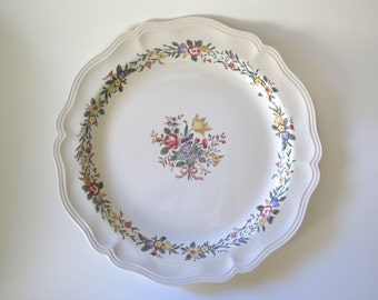 Spring Serving Platter