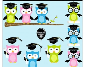 graduation clip art on Etsy, a global handmade and vintage ...