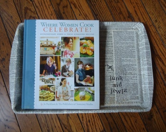 Where Women Cook Celebrate  Jo Packham & Somerset Studio Cookbook
