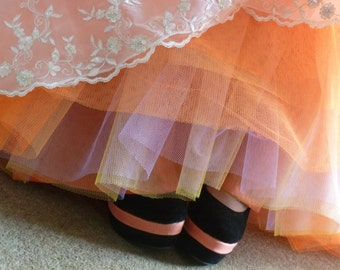 Custom Petticoat handmade Wedding - Long