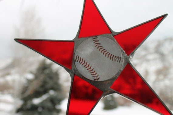 Sports Star-- Your baseball player is a star