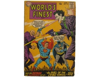 World's Finest NO. 177