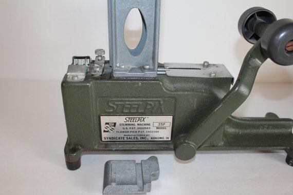 steelpix stemming machine parts
