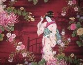 2007 NOBU by Kona Bay Fabrics- OOP-Quilter Quality Fabric