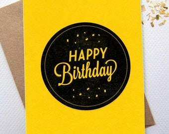 Happy Birthday Card-Digital Download
