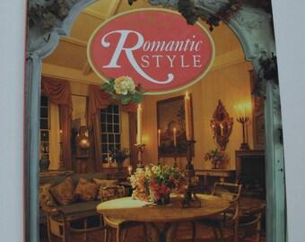 Vintage Book ROMANTIC STYLE By Victorias Secret London
