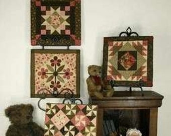 Quilted Pictures 5 - Pattern