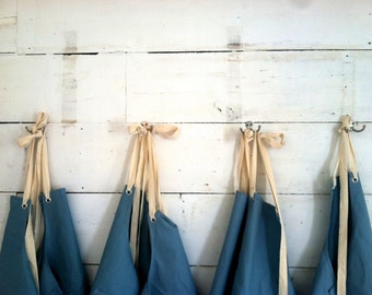 Canvas Utility Apron Made to Order 7-10 days processing time