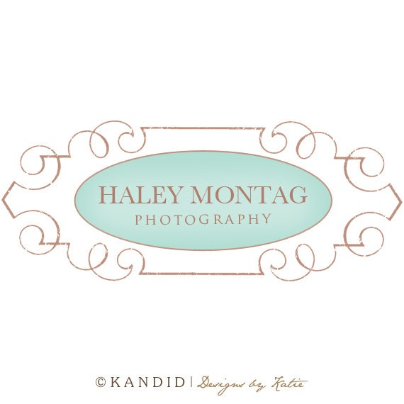 Premade Vintage Logo and or Watermark