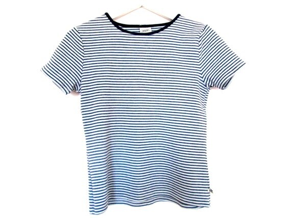 90's Striped Top size - S/M