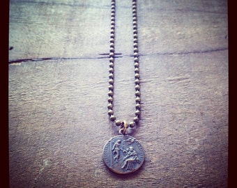 ST. PEREGRINE Necklace