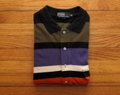 mens vintage Polo long sleeve shirt