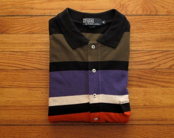 mens vintage Polo long sleeve shirt