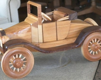 1921 Model-T Convertible Replica