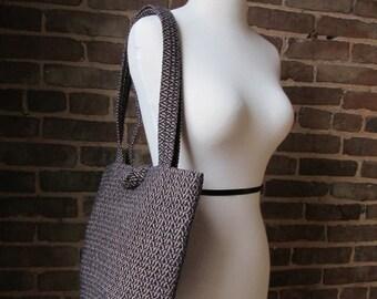 Vintage Shoulder Bag Tote Purse