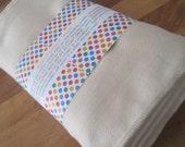 Family Pack of 48 Unpaper Towels - Unbleached Birdseye Paper Towel Alternative