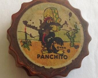 Panchito Bakelite Pencil Sharpener Walt Disney