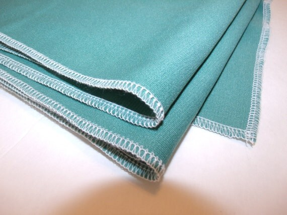 Cotton Jersey Baby Wrap In Teal