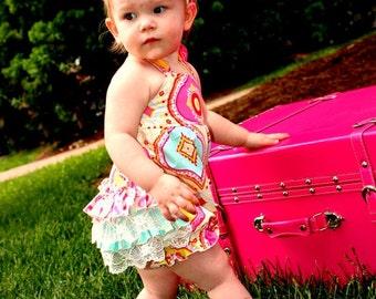 Girls Romper, Toddler Outfit, Baby Romer, Ruffle Romper, Toddler Romper, Baby Bubble, Girls Outfit, Baby Girl Romper, Girls Clothing