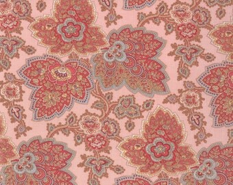 Lario - Paisley Ivy in Blush by 3 Sisters for Moda Fabrics
