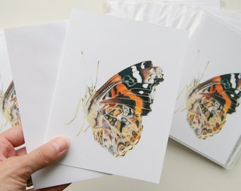 Butterfly Note Card Set - Teetoo