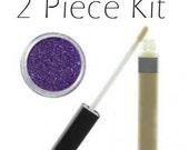2 Piece Glitter Makeup Kit