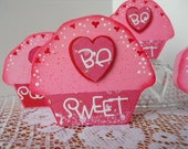Valentine Cupcake Be Sweet