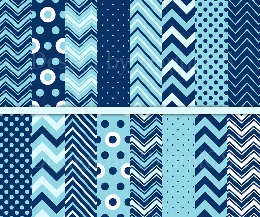 blue digital paper blue - photo #2