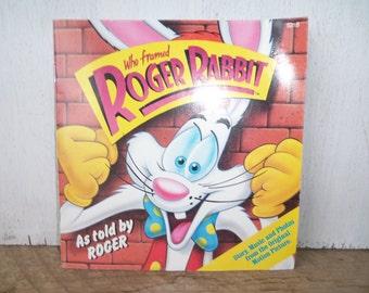 Who Framed Roger Rabbit Book 1988