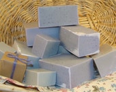 Lovely Lavender Lye Soap -Cute Little Size 2.5 oz