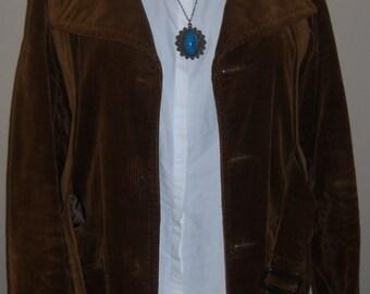 Vintage Cordoroy Jacket