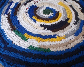 Richmond Rag Rug T-shirt Rug